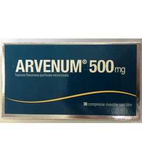 Arvenum 500 30 Compresse 500mg