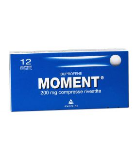 Moment 12 Compresse 200mg