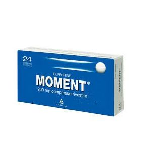 Moment 24 Compresse 200mg