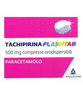 Tachipirina Flashtab 16 Compresse 500mg