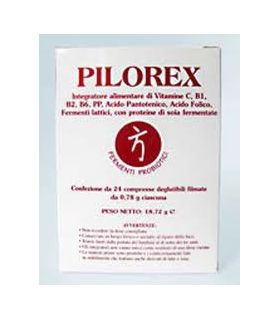 Pilorex Integratore 24...