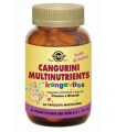 Cangurini Multinututrients 60 Compresse Frutti Bosco