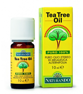 Naturando Tea Tree Oil 10ml