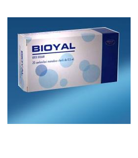 Bioyal Collirio 20 Flaconi