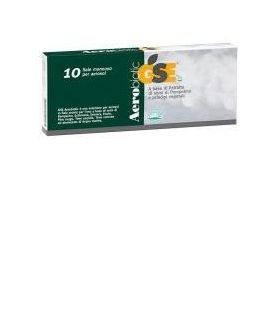 Gse Aerobiotic 10 Fiale 5ml