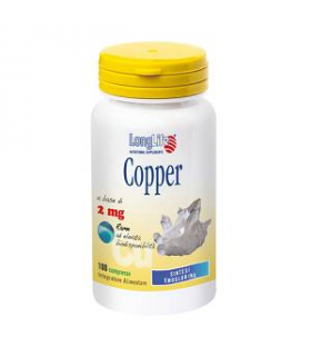 Longlife Copper 2mg 100...