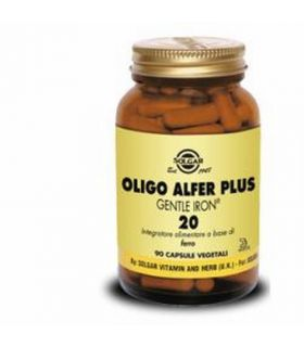 Oligo Alfer Plus 90 Vegicaps