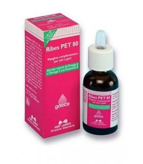Ribes PET 80  gocce 25Ml