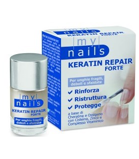 My Nails Keratin Repair...