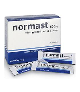 Normast 600mg 20 Bustine