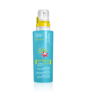 Bionike Defence Sun Baby & Kid Latte Solare Spray 50+ 125ml