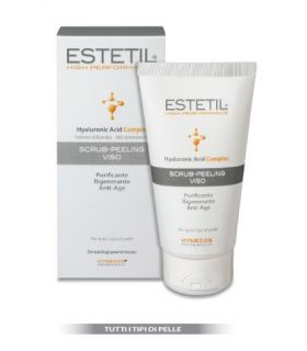 Estetil Scrub Peeling Viso 50ml