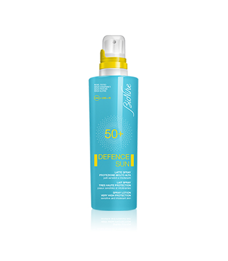Bionike Defence Sun Latte Spray Spf50+ 200ml