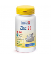 Longlife Zinc 25 Mg 100 Compresse