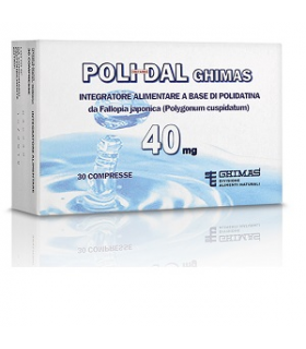 Polidal Ghimas 30 Compresse