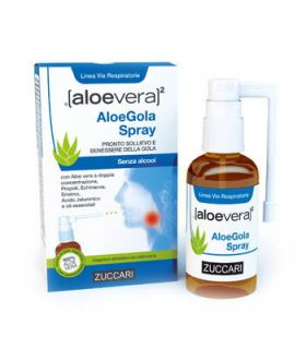 Aloevera2  Aleogola Spray 30ml