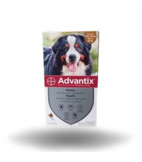 Advantix Spot On 4 pipette...
