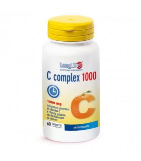 Longlife C Complex 1000 Time Released 60 Tavolette