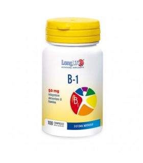 Longlife B1 50 Mg 100 Compresse