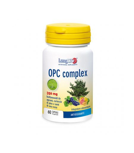 Longlife Opc Complex 350mg 60 Capsule