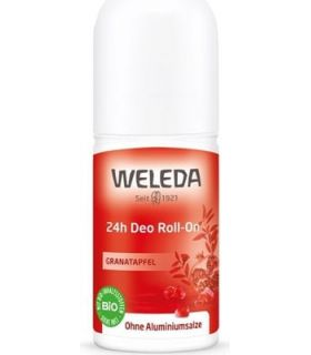 Weleda 24h Deo Roll-on Melograno 50ml