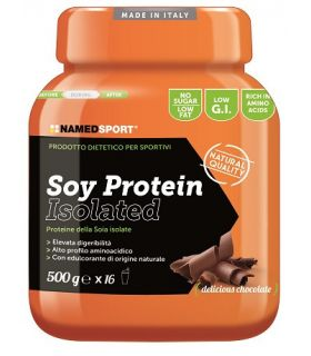 Named Soy Protein Isolate Delicious Chocolate 500g