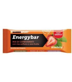 Named Energybar Strawberry 35g