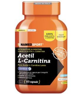 Named Acetyl L-carnitine 60...
