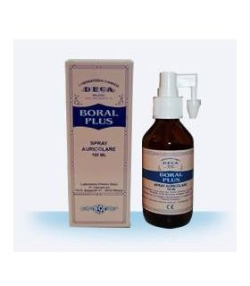 Boral Plus Spray Auricolare 100ml