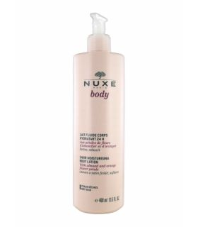 Nuxe Body Lait Corps 24h 400ml