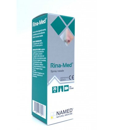 Named Rina-Med Spray Nasale 20ml