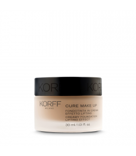 Korff Make Up Fondotinta In Crema Effetto Lifting Tinta 04 Noisette