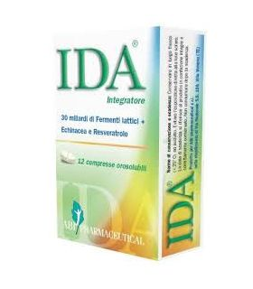 Ida Integratore 24 Compresse