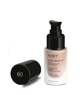 Korff Make Up Fondotinta Fluido Effetto Lift 01 30ml