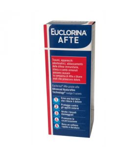 Euclorina Afte Collutorio 120ml