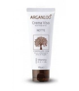 Argan100 Crema Viso Nutriente Notte 60ml