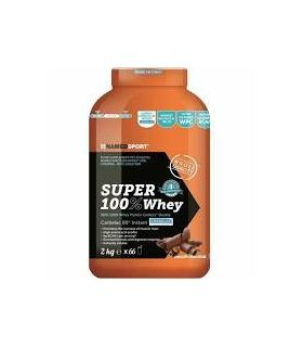 Named Super 100% Whey Smooth Chocolate 2kg