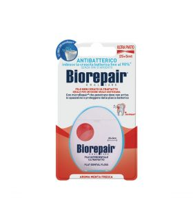 Biorepair Filo Interdentale Piatto