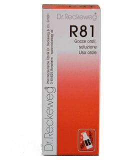 Imo Reckeweg R81 Gocce 50ml
