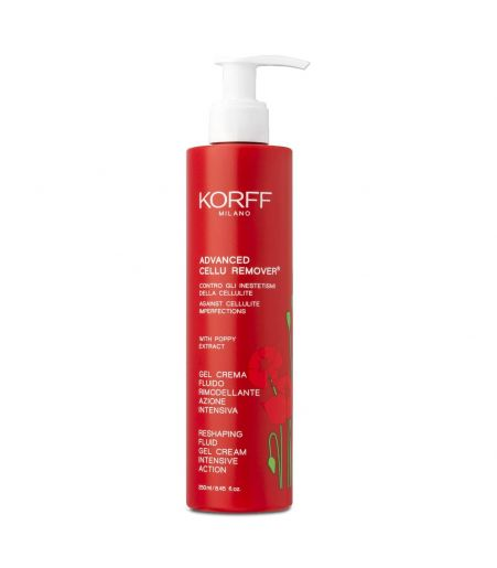 Korff Advanced Cellu Remover Gel Crema rimodellante 250ml