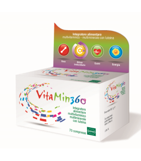 Vitamin 360 Multivitaminico Multiminerale 70 Compresse