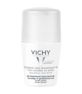 Vichy Deodorante Roll-on Pelle Sensibile 50ml