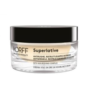 Korff Superlative Crema Viso Antirughe 24 Ore 50ml