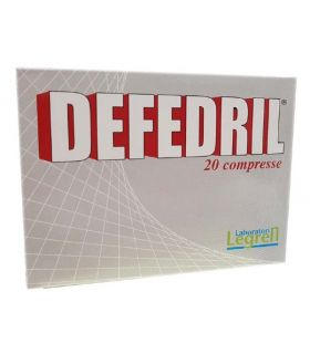 Defedril 20 Compresse