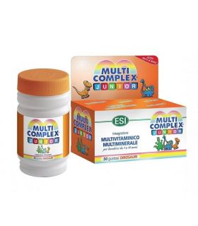 Esi Multicomplex Junior Integratore multivitaminico 42 dinosauri