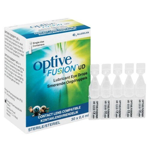 Optive Fusion Ud 30 Flaconcini Monodose 0.4ml
